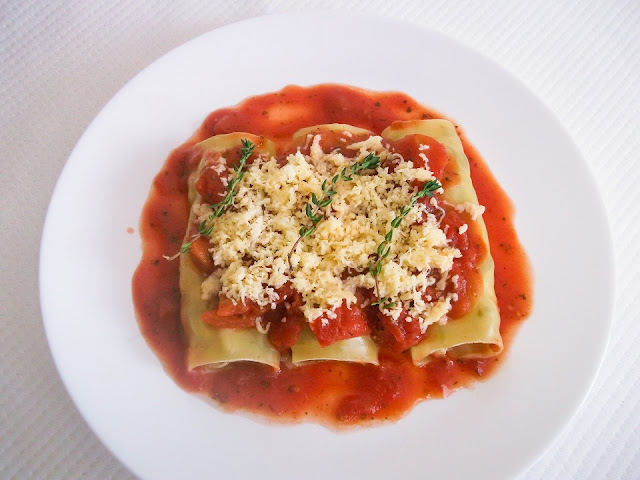 danie włoskie na parze