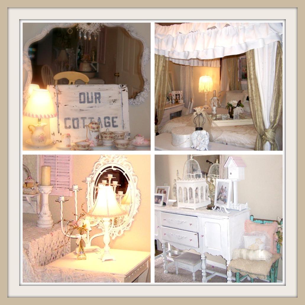 Romantic Homes Decorating: Healthy Wealthy Moms: Romantic Shabby Chic Decor