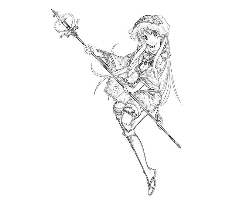 Soulcalibur V Viola Character
