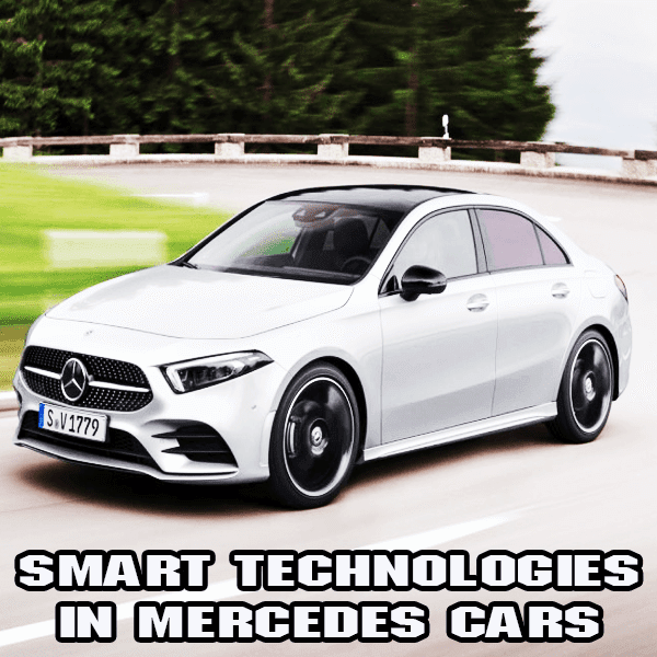 Smart technologies in Mercedes cars may become more valuable than their cars!