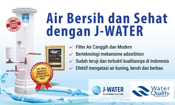 Alat Penyaring Air Zat Besi