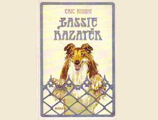 Eric Knight Lassie hazatér könyv bemutatás