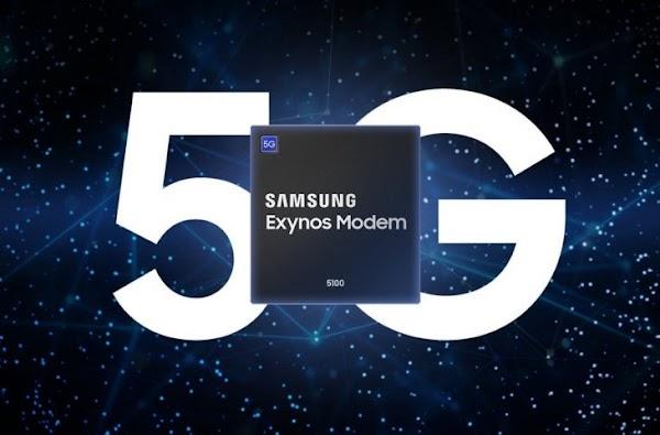 Samsung mulai memproduksi chip 5G secara massal untuk perangkat seluler