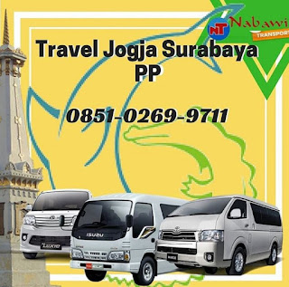 Nabawi Travel Surabaya