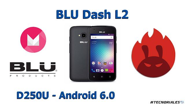 blu dash l2 antutu benchmark