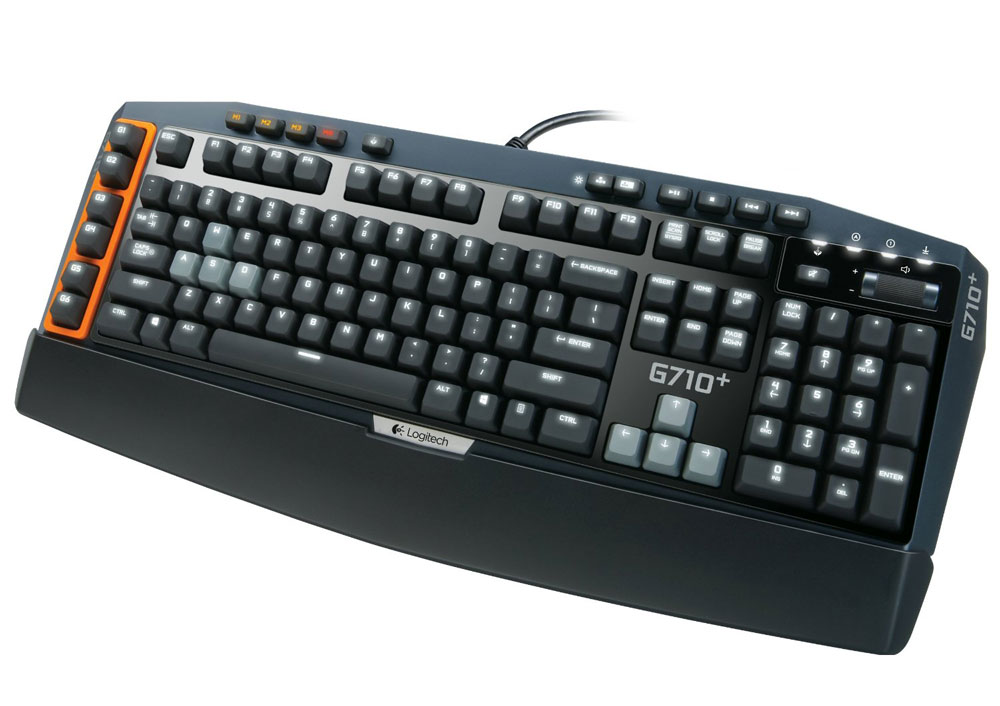 Top 10 Ultimate Gaming Keyboards 2013