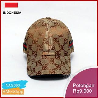 NAG083 Topi Pria Wanita Gucci Import Murah Bmgshop