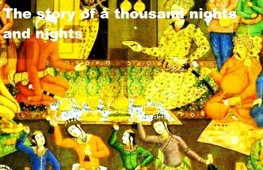 Kisah seribu malam dan malam