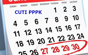 Hak Cuti bagi PPPK