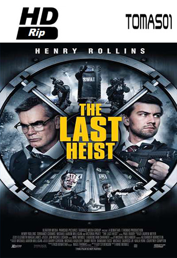 The Last Heist (2016) HDRip