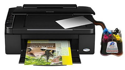 Epson Stylus SX115 Printer Driver Download