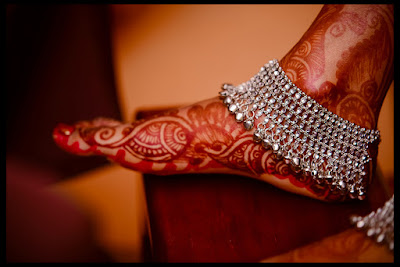 Wedding Anklet