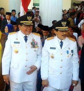 Gubernur Provinsi Sulbar,Kemajuan Pembangunan Provinsi Sulbar,Provinsi Sulbar,Gubernur Sulbar.