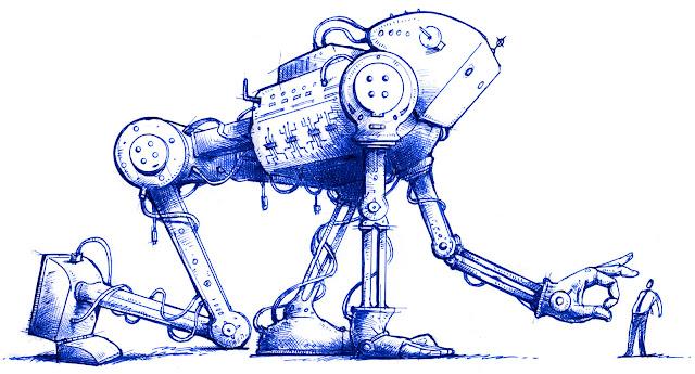 ballpoint illustration