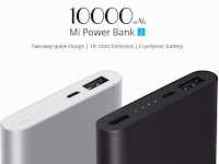 Pengalaman Pribadi Menggunakan Powerbank Xiaomi 10.000 mAh