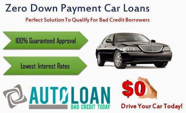 0 Down Car >> Zero Down Payment Car Loans Get Instant Approval Auto