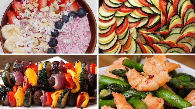 Healthy Food Served Everyday