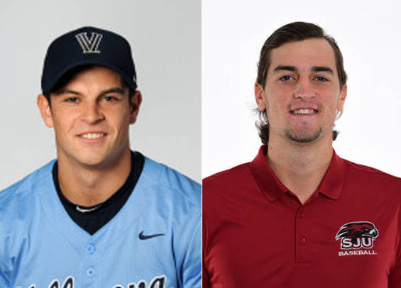 David Gulati and Tim Brennan win Philly Baseball Honors