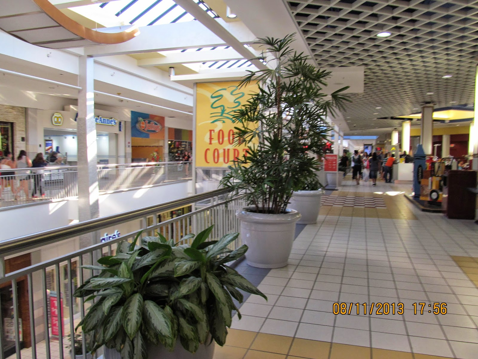 Fairview Heights Il Mall Food Court