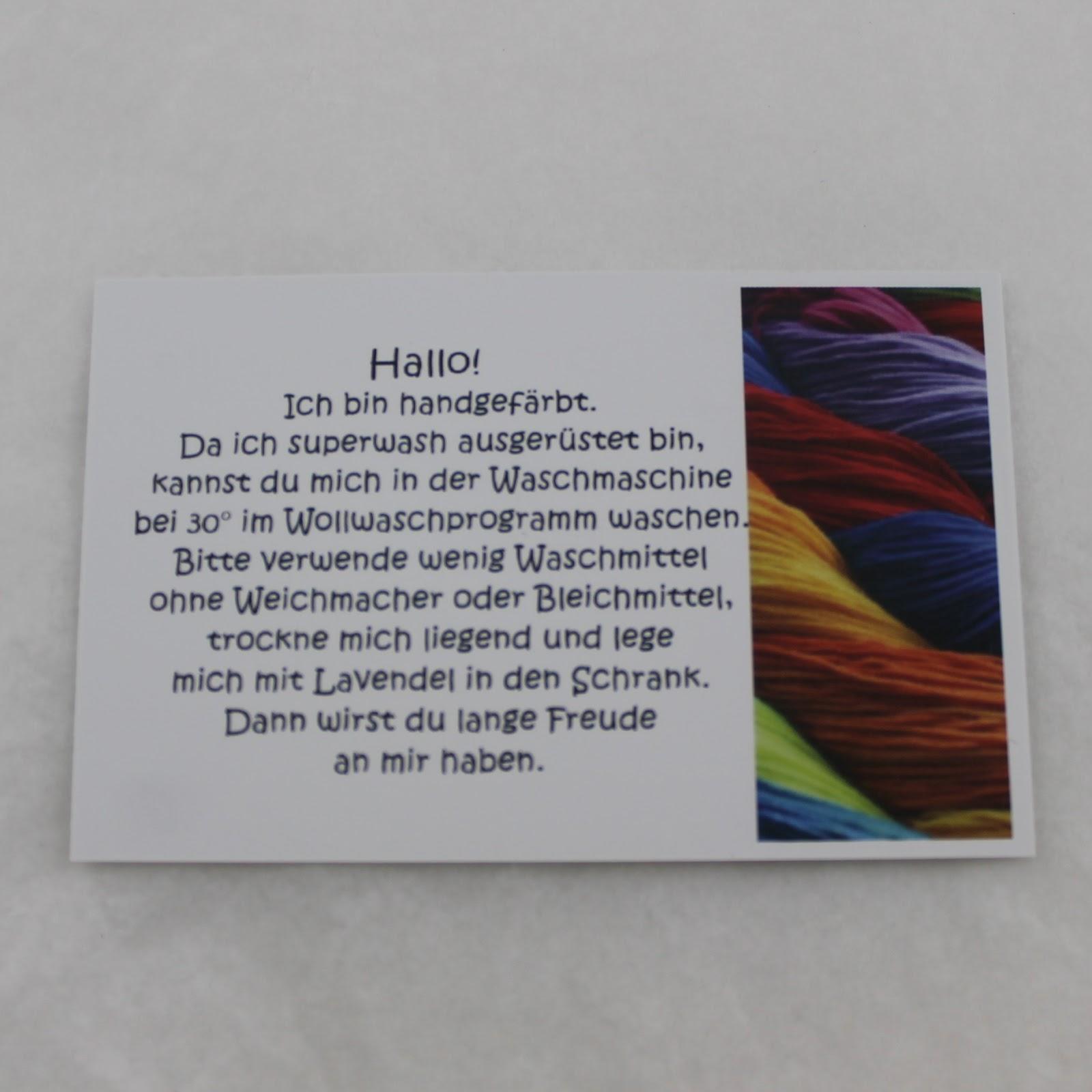 Dornröschenwolle 2017
