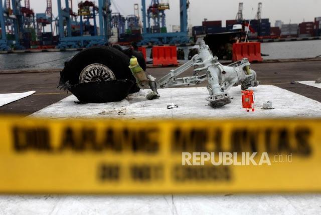 Pilot Lion Air Berjuang Kendalikan Pesawat Hingga Terjatuh