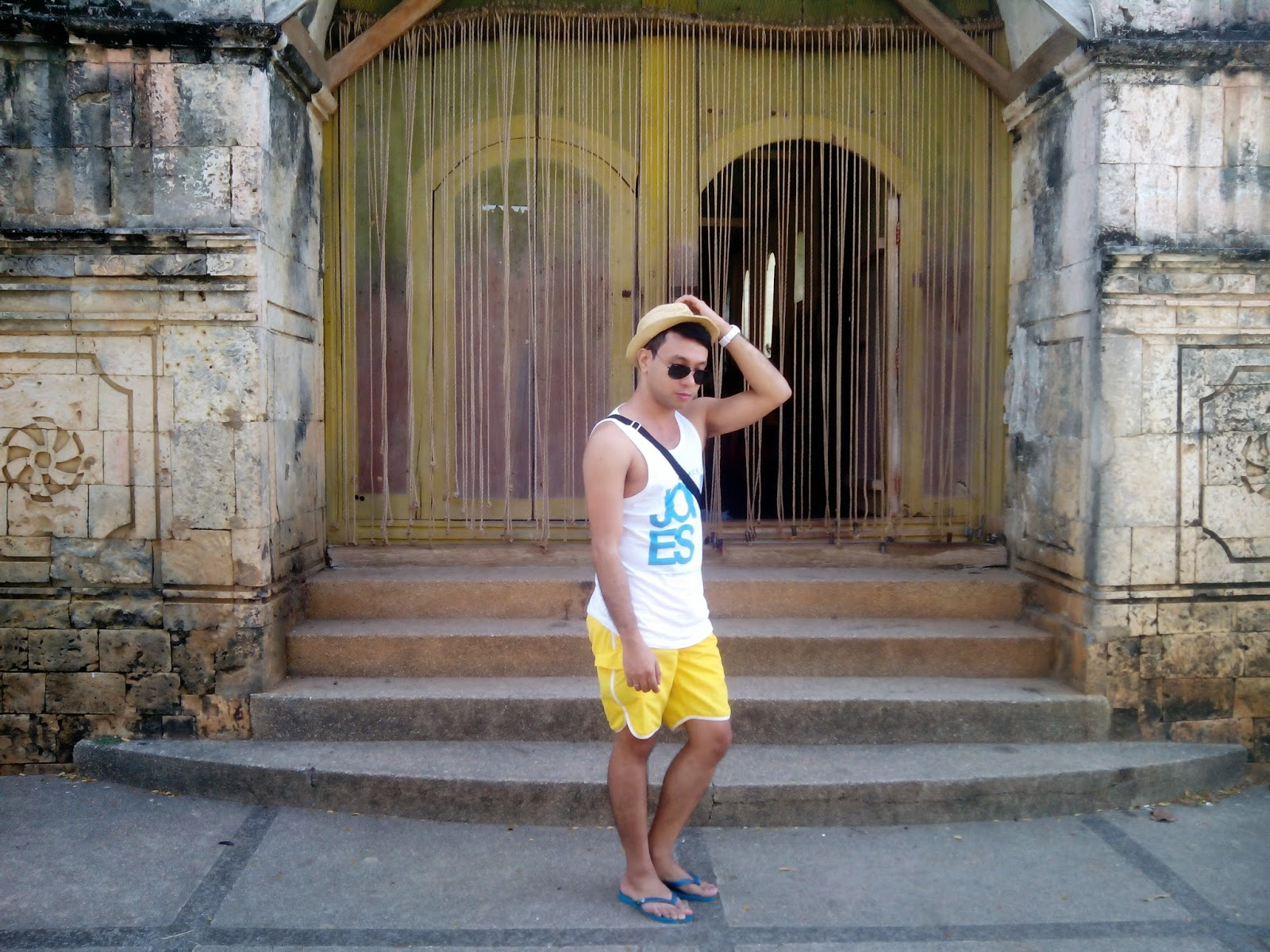Lazi Church, Siquijor.