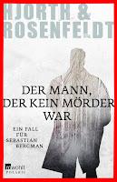Leselust Bücherblog Rezension Mord Schweden Psychologe
