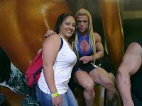 Anne Freitas Female bodybuilding