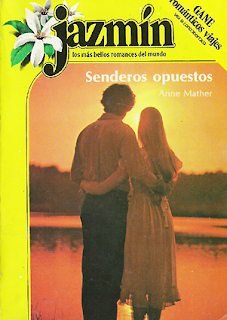 Anne Mather - Senderos Opuestos