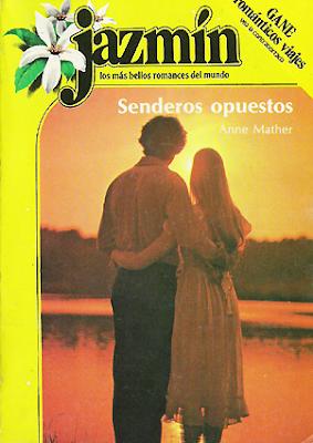 Anne Mather - Senderos Opuestos