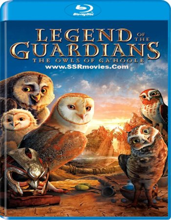Legend of the Guardians Dual Audio 720p