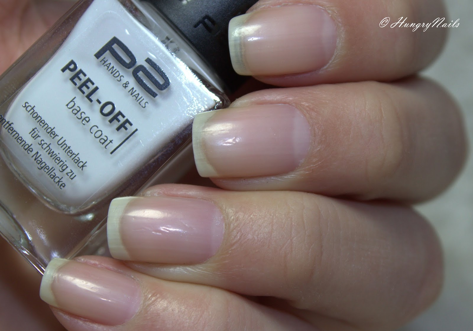 Review | p2 Peel Off Base - HungryNails Blog | Die bunte Welt der ...