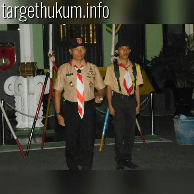 NKRI Harga Mati Terpancar Dalam Jiwa Pelantikan Survival Saka Wira Kartika Oleh Dandim 0718 Pati