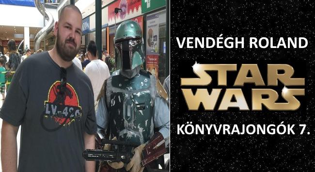 Andrejkovics Péter – Star Wars könyvrajongók 7.