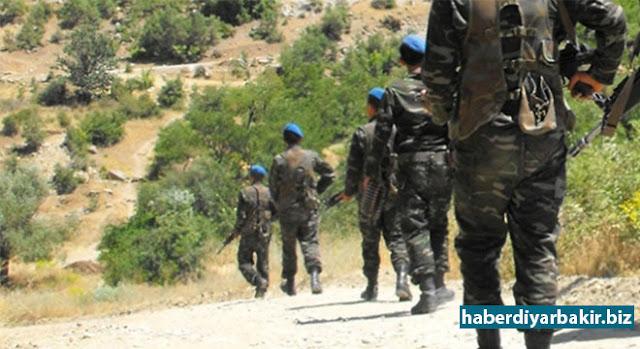 DİYARBAKIR-Lice'de devam operasyonlarda PKK'ye yardım ettikleri değerlendirilen 12 kişinin yakalandığı bildirildi.