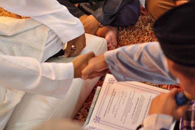 Lelaki Ini Cerai Isteri Talak 3 Selepas Akad Nikah