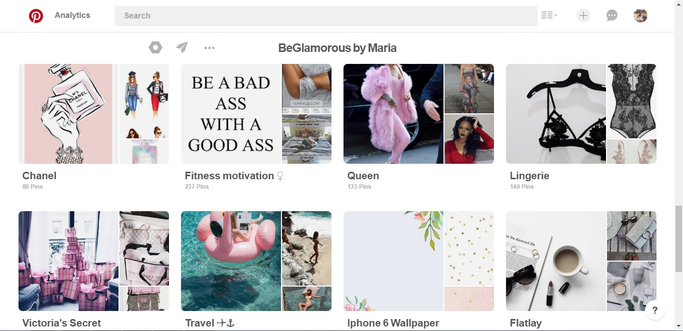 Easy guide to pinterest