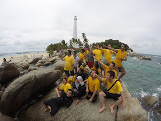 Paket Tour Belitung Outing
