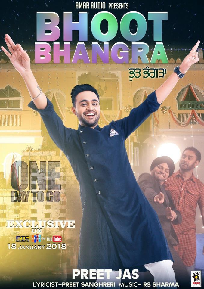 Bhoot Bhangra     Preet Jas new song