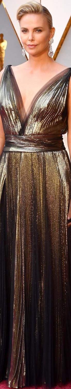 Charlize Theron 2017 Oscars