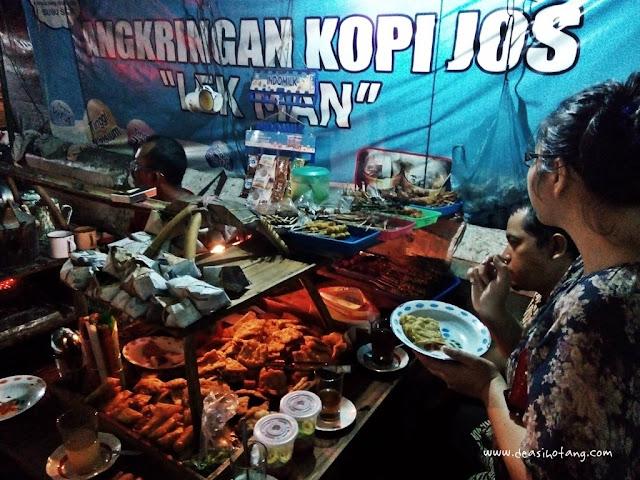 Tempat wisata kuliner di Jogja yang enak