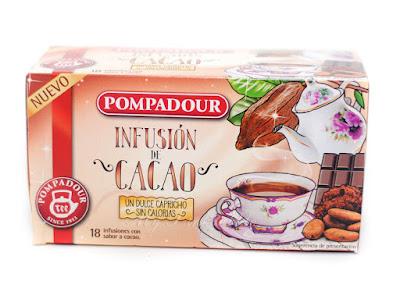 Pompadour cacao