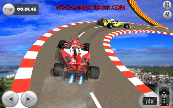 Free Download City Formula Racing 2017 Mod Apk v1.0 (Unlimited Money) Android Terbaru