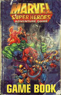 Marvel Superheroes Adventure Game 2ed