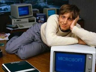 Bill Gates Sang Pendiri Microsoft dan (masih) Terkaya di Dunia