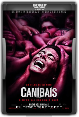 Canibais Torrent BDRip Dual Audio 2016