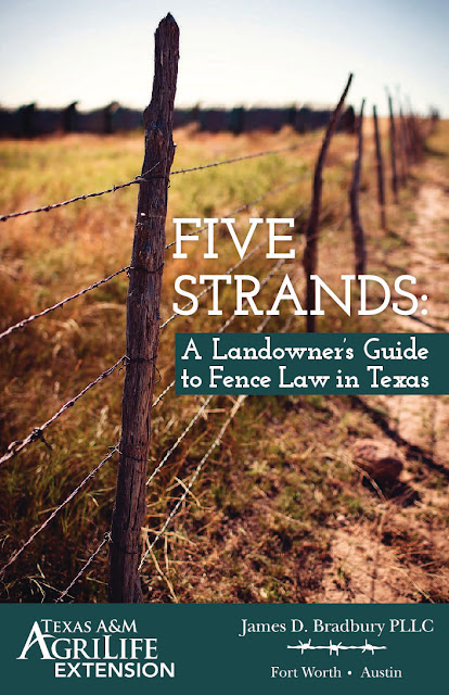 Texas Fence Law Handbook