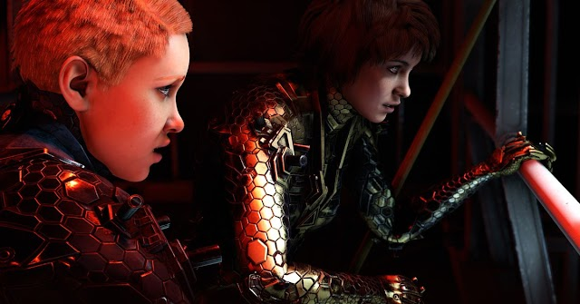 new game Wolfenstein Youngblood release date announcement for PS4, Xbox One, PC, Switch