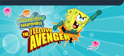 SpongeBob Squarepants: The Yellow Avenger PSP ISO Download for Android