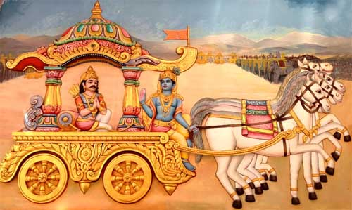 Idleness and Escapism Leads to Misery Bhagavad Gita